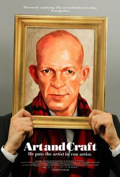 """Art and Craft"" Directed by Sam Cullman, Mark Becker, and Jennifer Grausman. Starring Mark Landis (2014)"