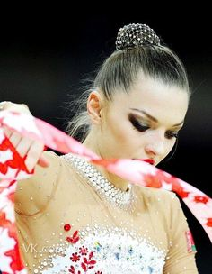 Melitina Staniouta (Belarus), ribbon 2014