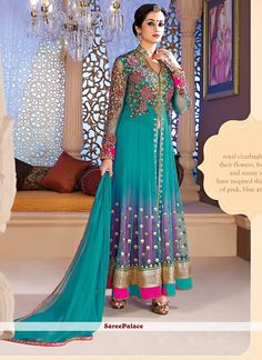 India Emporium provides you with a beautiful collection of casual and party wear salwar Kameez. We also offer designer salwar kameez that you can sport on special occasions. Designer Salwar Kameez, Designer Anarkali, Salwar Kameez Online, Indian Salwar Kameez, Designer Gowns, Indian Anarkali, Anarkali Gown, Anarkali Suits, Long Anarkali