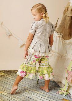 Lovely little girls jacket!!