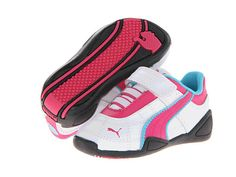 Puma Kids Tune Cat B 2 V (Toddler/Little Kid/Big Kid)