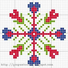 imagenes geometricas de punto de cruz - Buscar con Google