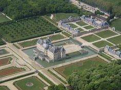 Castles of France - Chateaux de France - Page 94 - SkyscraperCity // Vaux le Vicomte