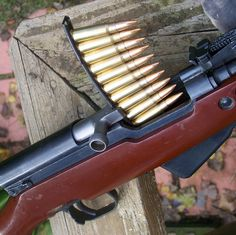 The red fiberglass stock on the author's SKS is actually heavier than most wood stocks.