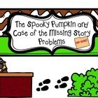 The Spooky Pumpkin and Case of the Missing Story Problems is an activity I created to review key standards from the Common Core in a fun way!  I ge...