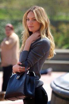#Candice Swanepoel street style | Style Inspiration -