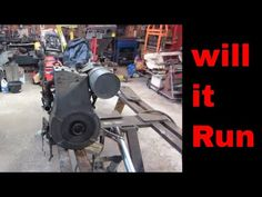 will it run? 1943 Briggs & Stratton model ZZ engine - YouTube Fast Go Karts, Stock Market Trends, More Photos, Engineering, Track, Darth Vader, Racing, Marketing, Photo And Video