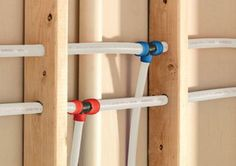 Pex plumbing how to- Advantages of new plastic waterlines