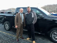 Johnny Dickens and the rest of the Turnpike Ford Team wish to again thank Warren Keefer for his continuing business