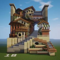 Everyone loves Minecraft due to several basic factors, possession, replayability plus simple use. Villa Minecraft, Chalet Minecraft, Château Minecraft, Architecture Minecraft, Construction Minecraft, Minecraft Building Guide, Minecraft Structures, Minecraft Mansion, Minecraft Cottage