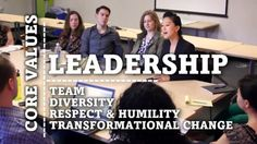 Core Value: Leadership by Teach For America