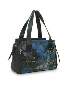 Flirt Dingdong Grey - A feminine grey toned bag by Baggit