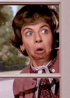 Bewitched (1964-1972, ABC) — Alice Pearce as Gladys Kravitz (1964-1966)