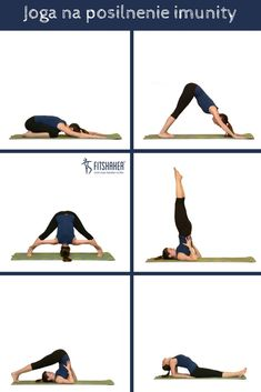 Týchto 6 jednoduchých cvikov ťa naštartuje, a tvoja imunita sa ich každodennýmcvičením určite posilní. Workout, Lifestyle, Fitness, Pretty, Diy, Crafts, Manualidades, Bricolage, Work Out