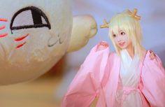 Anime : NATSUME YUUJINCHOU #Takashi #Natsume: #TiểuTiểuBạch ( #小小白 ) #Tama…