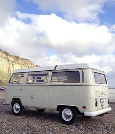 VW Early Bay SO67 Westfalia camper
