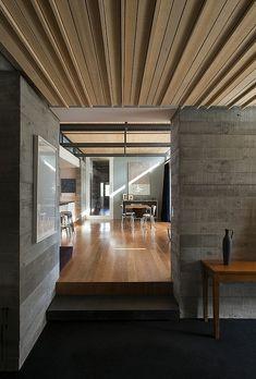 Reynolds Majsa House Study By Malcolm Walker Architects