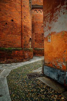 Pavia, particolare di città