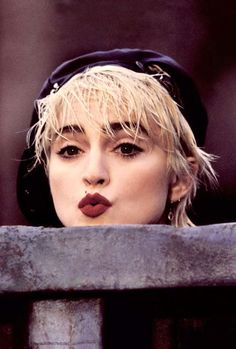vintagesalt: Madonna in Who's That Girl? (1987)