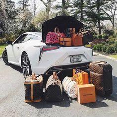 Luxury- on- the- go