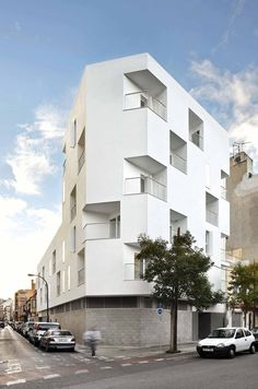 waaaat? | Social Housing in Palma by RipollTizon | Architecture