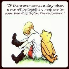 Pooh Bear Quotes About Friendship | purple @Robyn @yojooo @emanuellovesme #quotes #frienship #friends ...