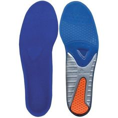 Spenco 371157 Spenco Gel Insole Size 10-11 - 11-12 by Spenco. $14.80. Gel Insole. #537398 These inserts have all the features to provide you overwhelming comfort. From the TPR comfort gel that combines superior cushioning and energy return to the metatarsal arch support, which relieves pressure from the ball of the foot, these inserts will feel great. They also include a stability cradle to support the arch of your foot and extra heel cushioning, but most importantly the inse...