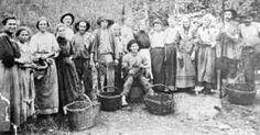 Colonizadores italianos en Caxias do Sul (RS)