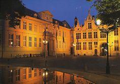 PK1257. Brugge. Burg.