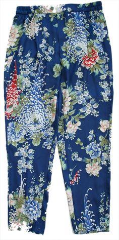 Zara harem pants. Want.