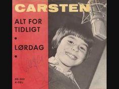 Carsten - Alt for tidligt 1977 Carsten Bo