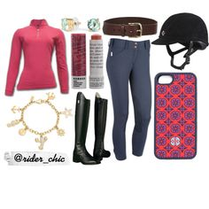 Designer Clothes, Shoes & Bags for Women Equestrian Outfits, Equestrian Style, Equestrian Fashion, Horseback Riding Outfits, Pony Style, Horse Riding Clothes, Horse Fashion, Horse Girl, Horse Tack