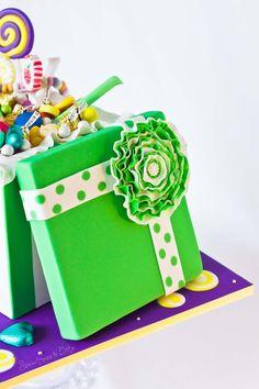 Chocolate Box Cake ~ Tutorial - Sweetness & Bite