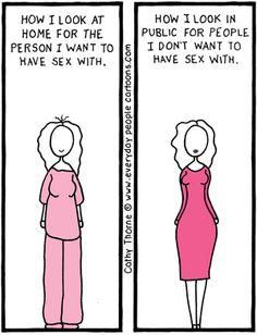 Relationship Cartoon