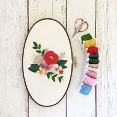 Crochet, Embroidery