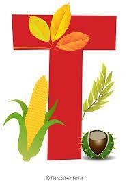 Imagini pentru contrassegni scuola dell'infanzia Alphabet, Autumn Activities, Back To School, Lettering, Fruit, October, Thanksgiving, Tutorials, Patterns