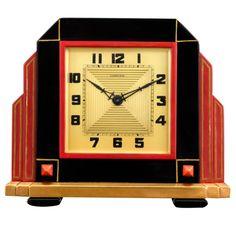Clock by Cartier, 1920