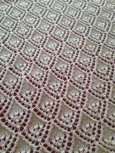 Ravelry: Lennon's Baby Blanket pattern by Sarah Kathryn Young Baby Cardigan Knitting Pattern Free, Lace Knitting Patterns, Lace Patterns, Baby Knitting, Crochet Edging Patterns, Baby Afghans, Ravelry, Blanket, Dear Friend