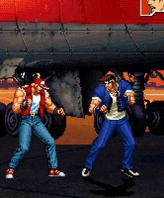 King of Fighters '99, Neo Geo.