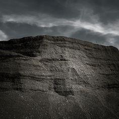 Sand by Jürgen Heckel, via Behance