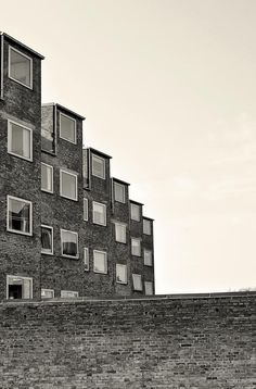 Allehusene, Arne Jacobsen