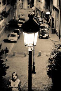 rue Lamarck, Montmartre