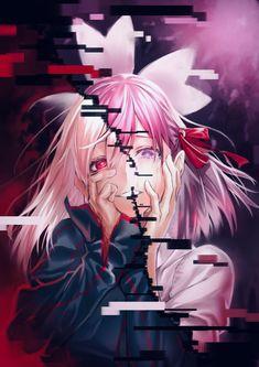 Schicksal / Nacht bleiben: Himmelsgefühl ♡ Folgen (☞ ゚ ヮ ゚) ☞ Pindragon 📌 - Frau Art - Dark Anime Girl, Kawaii Anime Girl, Manga Girl, Manga Kawaii, Art Manga, Cool Anime Girl, Anime Art Girl, Anime Girls, Yandere Girl