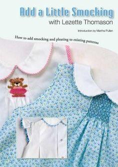 Add A Little Smocking (DVD) | Martha Pullen  HAVE