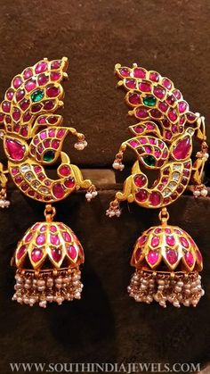 Antique Jhumka Designs