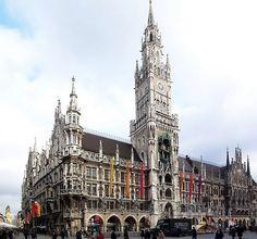 New Town Hall, Munich | Germany