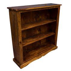 Jali Sheesham Bookcase / Shelves (Low + Slim)