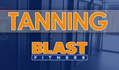 Looking for a low-cost gym membership that includes unlimited group fitness classes, tanning, and babysitting? Blast Fitness, Group Fitness Classes, Gym Membership, Personal Fitness, Health Club, Glow, Exercise, Sign, Workout