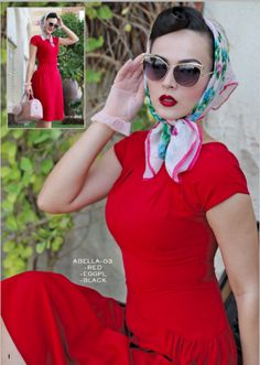 Fall is here!  Pre orders now available,new Stop Staring dresses. #pippy.co, #designerdresses, #retrostyle, #vintage https://pippy.co/products/copy-of-stop-staring-annabella-dress-fall-winter-2017-abella-03-red?utm_content=buffer6e6b8&utm_medium=social&utm_source=pinterest.com&utm_campaign=buffer
