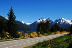 Lago Mascardi. Bariloche. Río Negro. Patagonia. Argentina